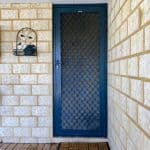 grill door - diamond