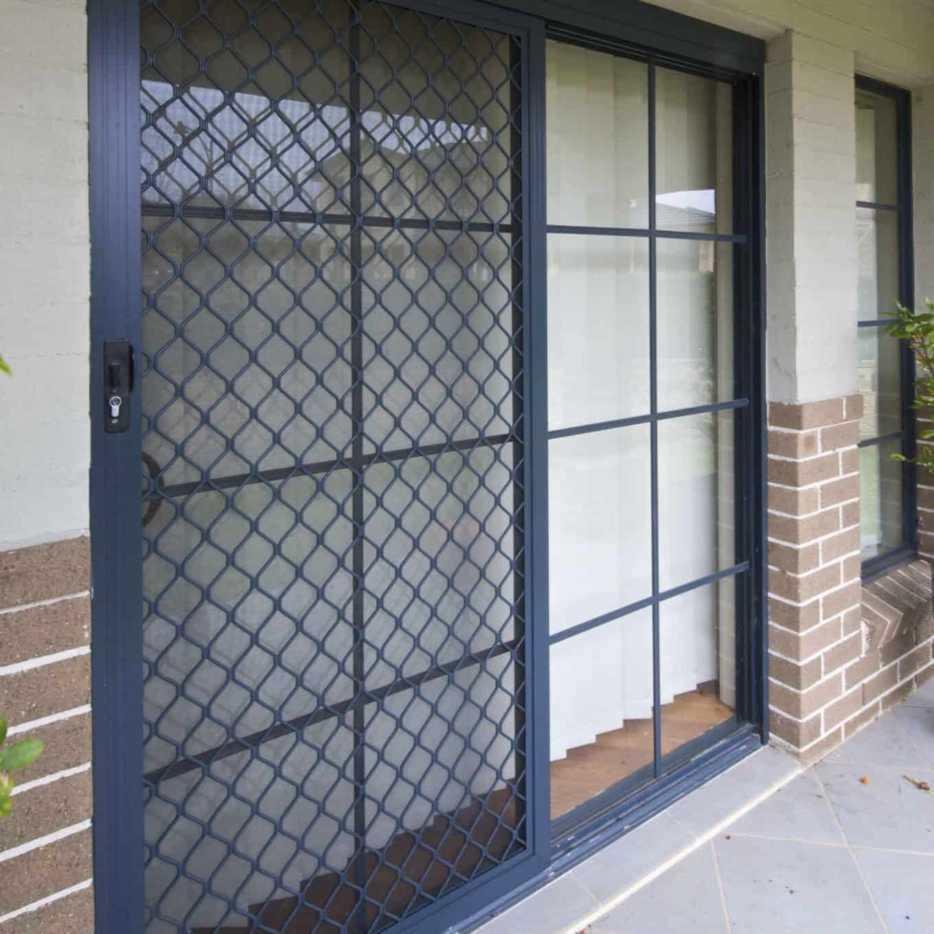 Seurity Screen Doors Perth
