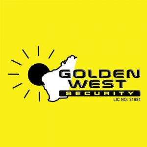 golden west security - logo