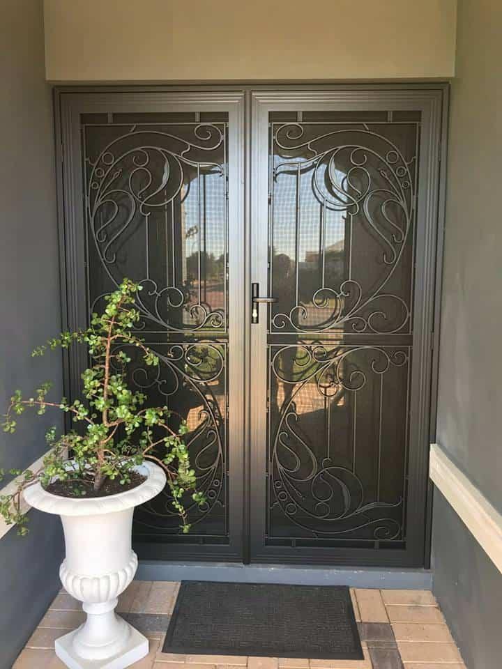 Decorative Doors Security Doors Perth Security Screens