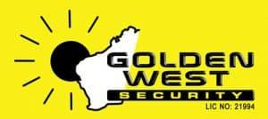 golden west security logo